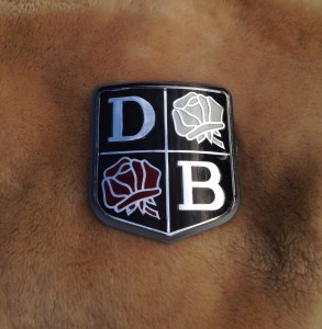 David Brown Badge